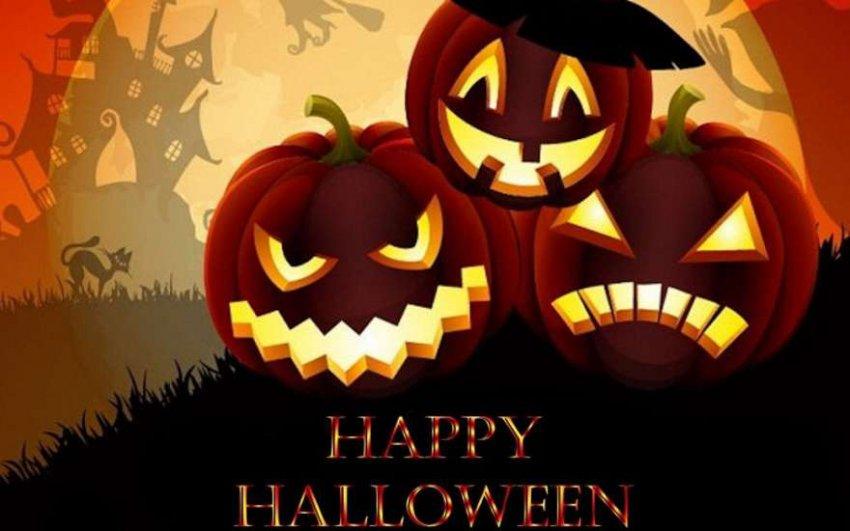 Хэллоуин 2018: поздравления с Хэллоуином смешные, прикольные картинки и открытки