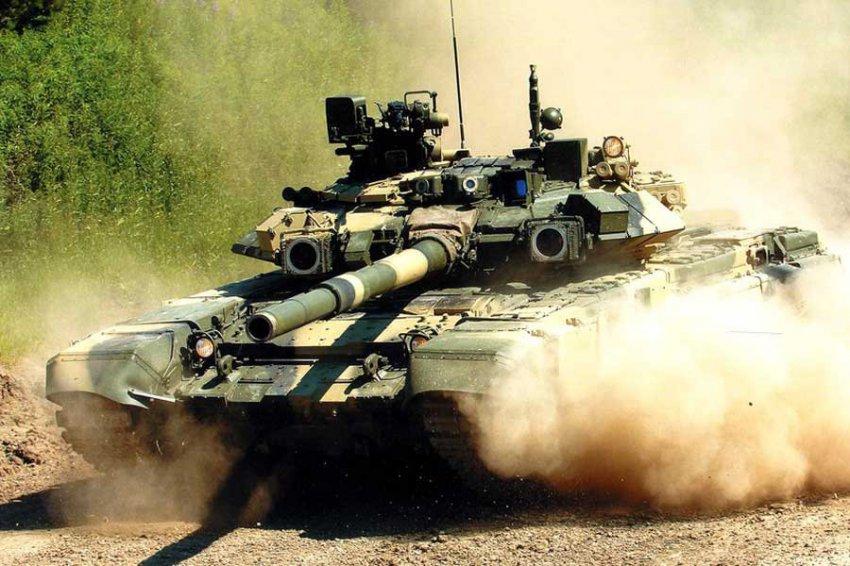 Танк Т-90 признан самым опасным в мире