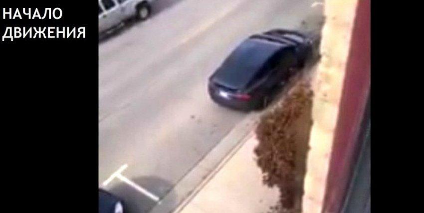 Владелец Tesla «научился» не платить за парковку