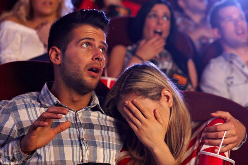 Исследование: Оценить «уровень страшности» кино можно с помощью гормонов страха