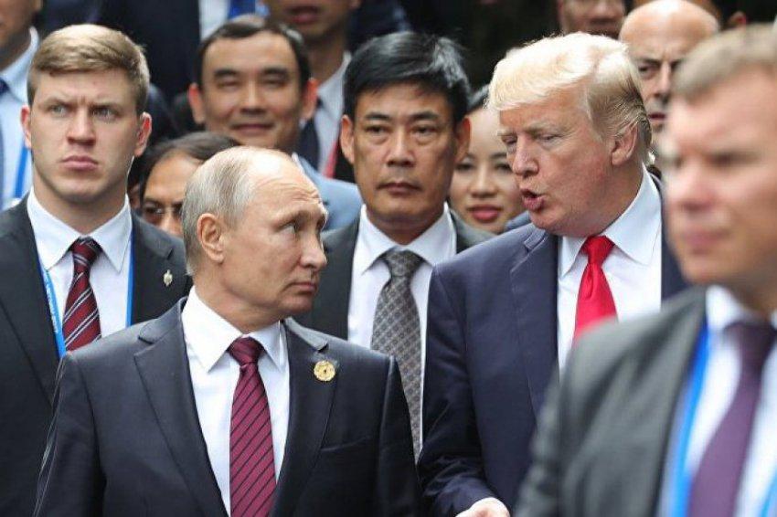 В Кремле не сомневаются во встрече Путина и Трампа в Париже