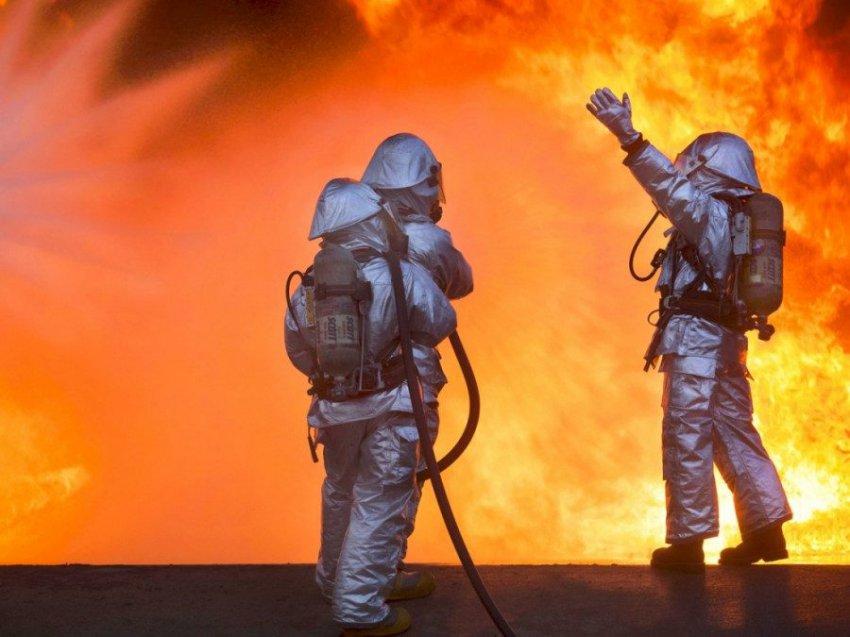 Пожар в частном доме в Кузбассе унёс жизни шести детей
