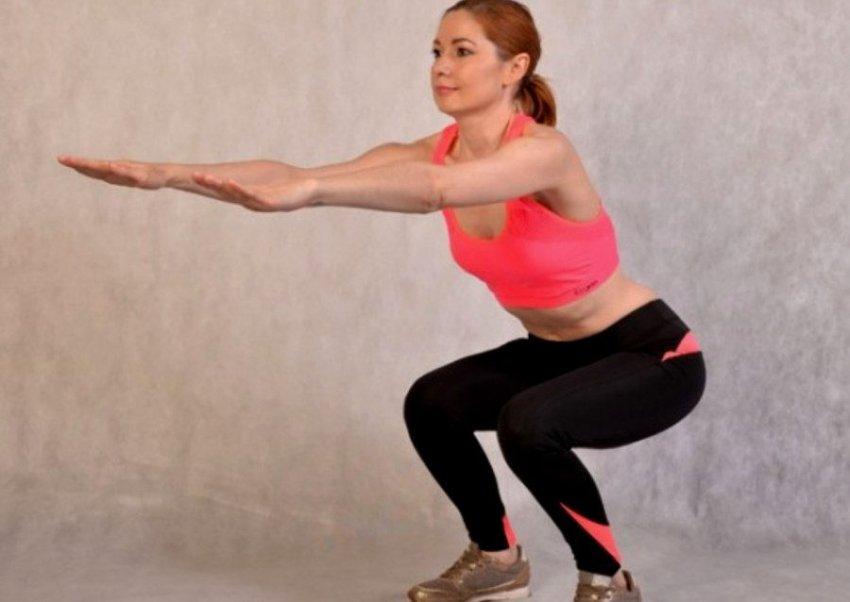 Эффективная гимнастика для ног и живота. Начинаем подготовку к пляжному сезону
