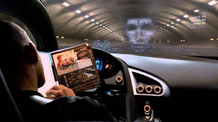 Весной 2019 на улицах Москвы появятся первые беспилотные автомобили