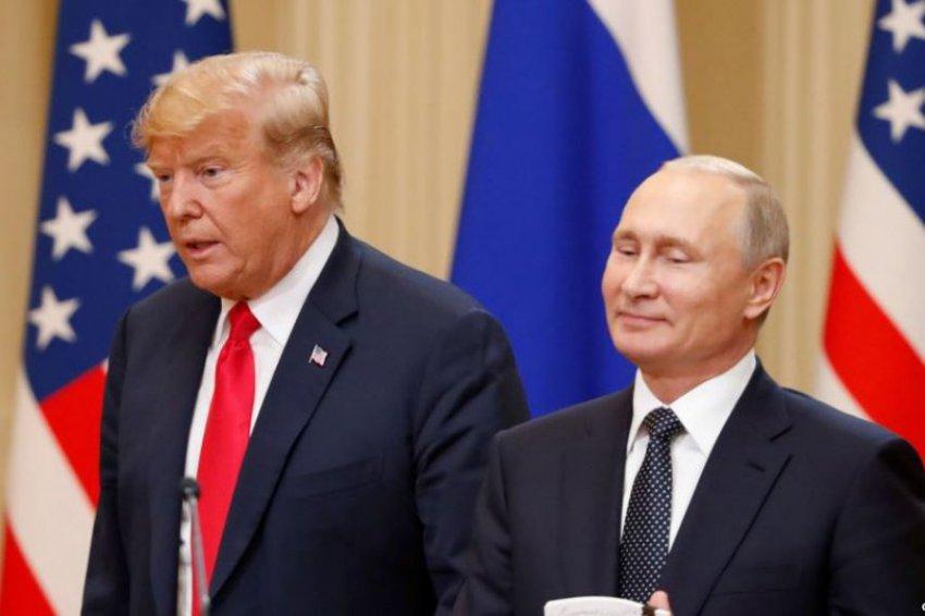 Ушаков рассказал о встрече Путина и Трампа в Аргентине