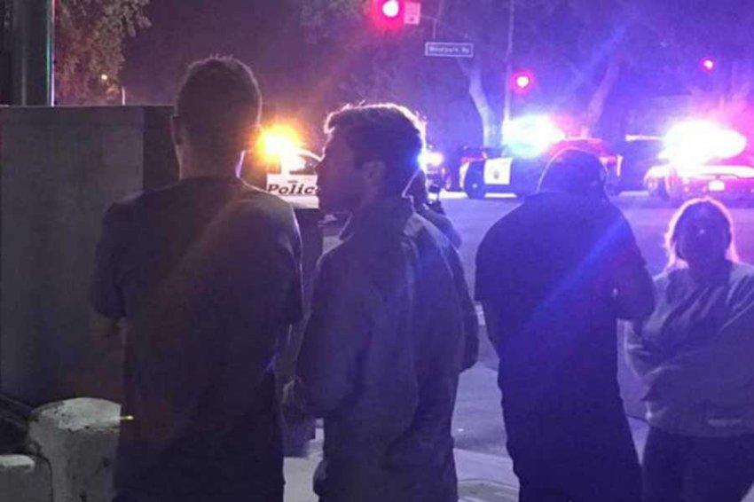 Житель Калифорнии открыл стрельбу по посетителям бара