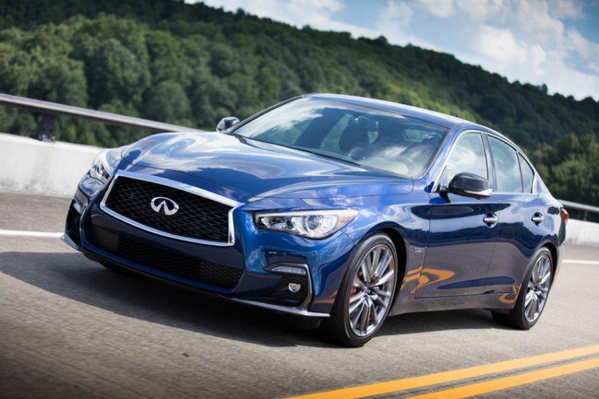 Cразу несколько моделей Infiniti вошли в рейтинг IIHS по безопасности среди поддержанных автомобилей