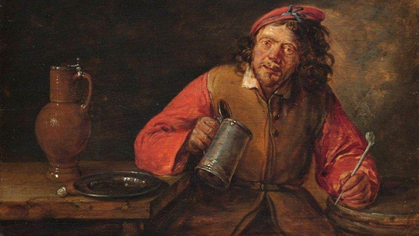 Десять литров пива в сутки или ЗОЖ по средневековым правилам   Свежие новости