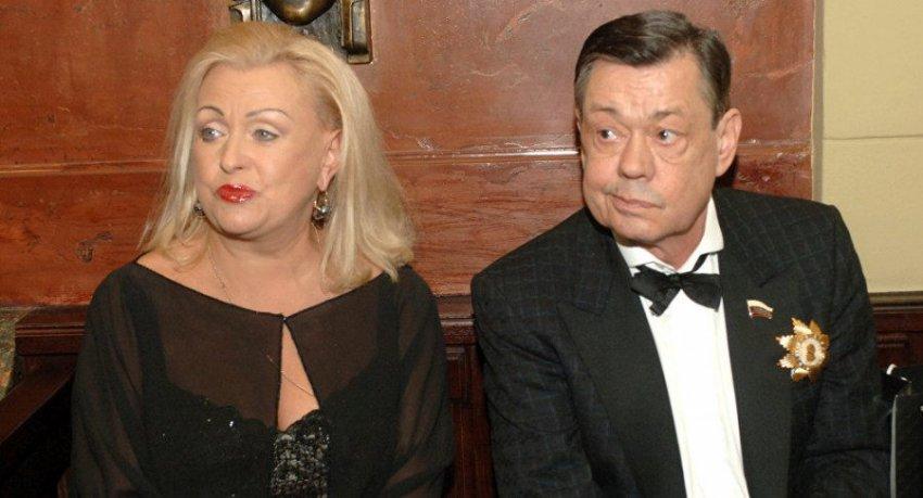 Людмила Поргина уверена, что Караченцов ждет ее на небесах