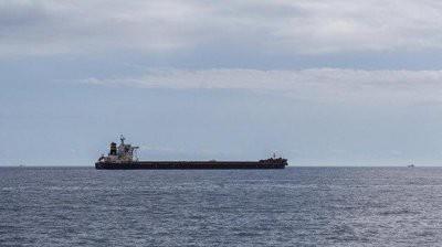 В Керченском проливе столкнулись два корабля