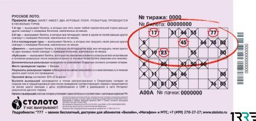 Розыгрыш «Русского лото» 1261 тиража от 9 декабря 2018 года посвящен зиме