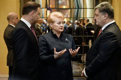 Литва ввела санкции против России из-за инцидента с украинскими кораблями