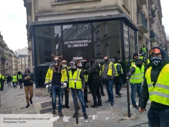 «Весь мир понимает, что это клоунада»: в Госдуме ответили на заявление о роли РФ в протестах во Франции