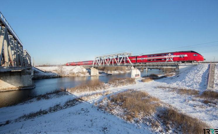 Новый поезд 307/308 Барановичи – Саратов будет курсировать из Белоруссии в Россию с 10 декабря 2018 года