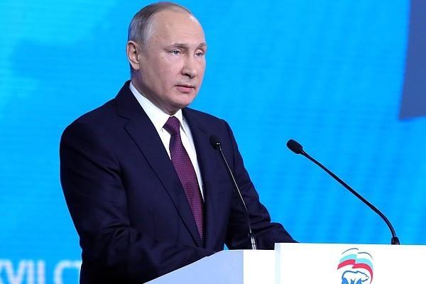 Путин неожиданно раскритиковал «Единую Россию»