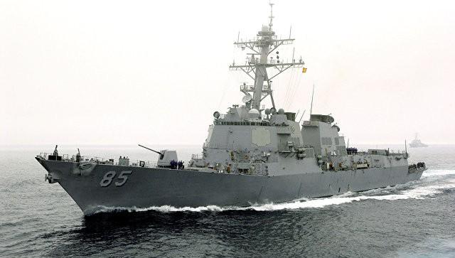 Американский эсминец демонстративно приблизился к базе Тихоокеанского флота | Свежие новости