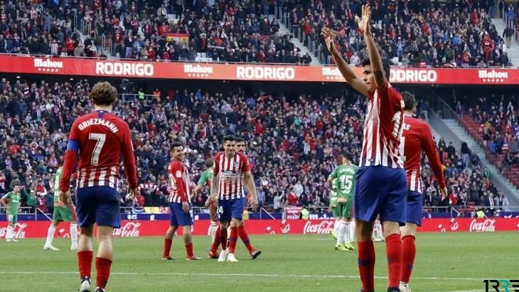 Мадридский «Атлетико» сыграет на выезде с «Брюгге» 11 декабря 2018 года