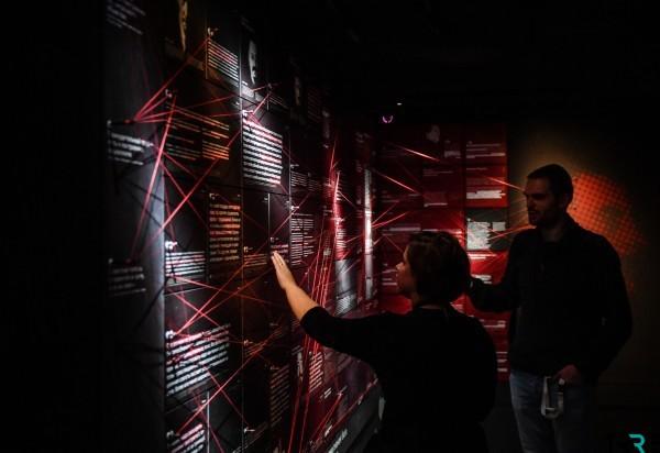 В Москве 10 декабря 2018 года музей истории ГУЛАГ представил новую выставку