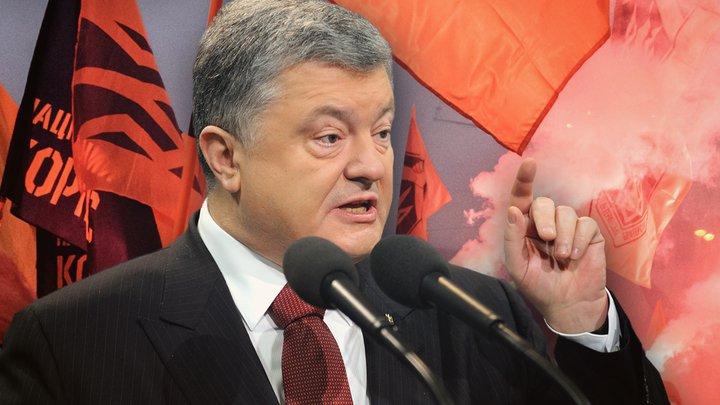 Глава Украины ознаменовал войной события, произошедшие в Керченском проливе