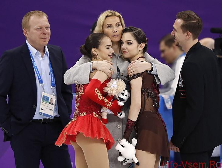 Медведева: отношения с Загитовой, сколько стоит реклама в Инстаграме, Медведева Женя Инстаграм