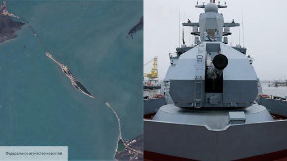 Российских пограничников наградили грамотами после провокации ВМС Украины в Керченском проливе