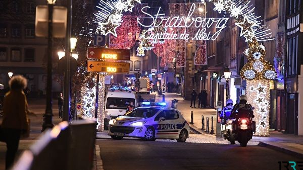 В центре Страсбурга случилось огнестрельное нападение на посетителей Рождественской ярмарки 11 декабря 2018 года