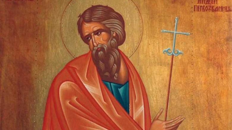 День памяти Святого апостола Андрея Первозванного отмечается 13 декабря 2018 года