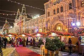 В Москве пройдет крупнейший в Европе ярмарочный фестиваль «Путешествие в Рождество»