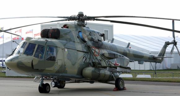 Ми-8 из России проведут разведку предполагаемого района посадки «Союза МС-09»