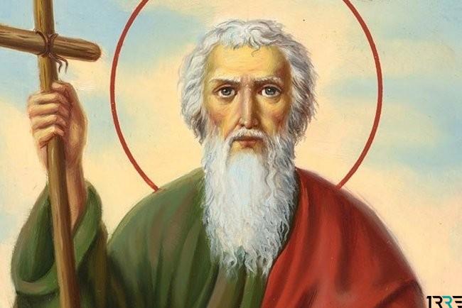 День святого апостола Андрея Первозванного отмечают 13 декабря 2018 года