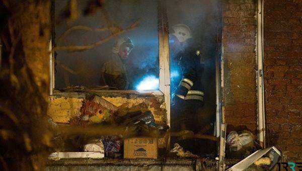 Взрыв бытового газа в Омске произошел в квартире многоэтажного дома 12 декабря 2018 года