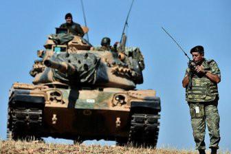 Турция готовит провокацию на севере Сирии