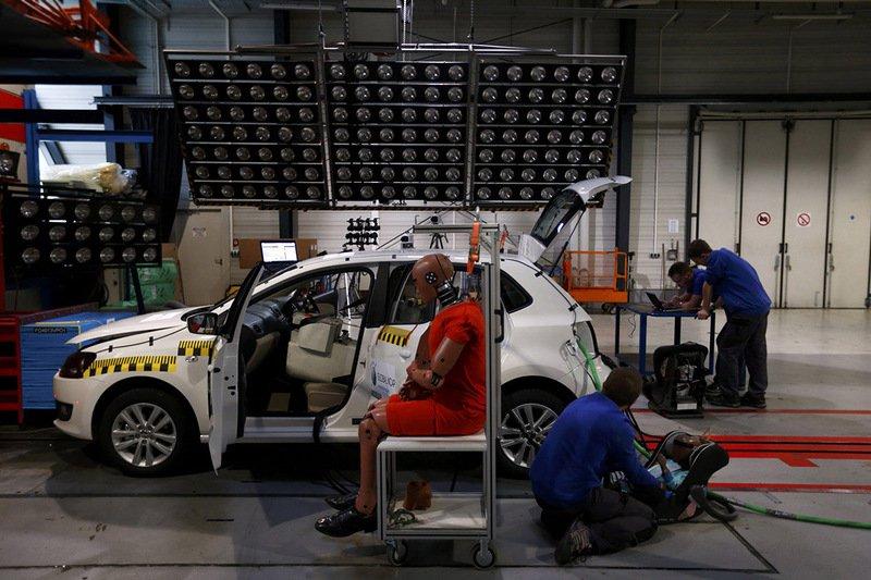 Эксперты выяснили марки самых безопасных авто 2018 года