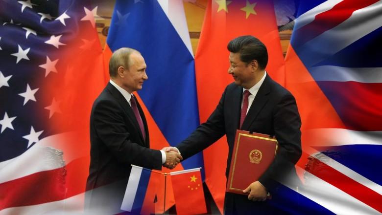 Китай и Россия — «Восточная Антанта» в глазах американских СМИ