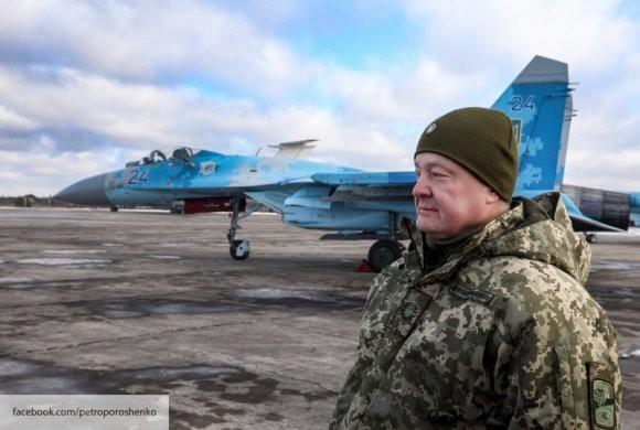 Порошенко прокомментировал собственные слова про «войну» из-за ситуации в Черном море