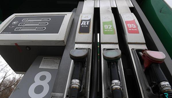 Акцизы на бензин в России снова вырастут с 1 января 2019 года в 1,5 раза