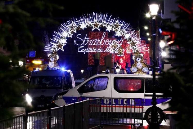 Теракт в Страсбурге - последние новости, фото, видео