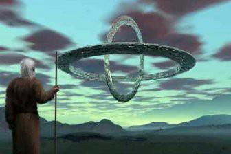 Христиан посещали НЛО: доказательства найдены в Библии