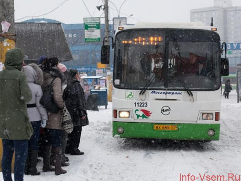 С 1 января 2019 подорожает проезд в метро и на наземном транспорте в Москве