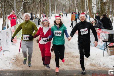 Московский новогодний марафон 2019 состоится 1 января