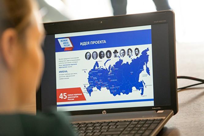 Как назвали 47 аэропортов — результаты голосования за название аэропортов