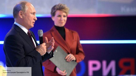 Владимир Путин призвал перестать думать, что бизнес – это жульничество