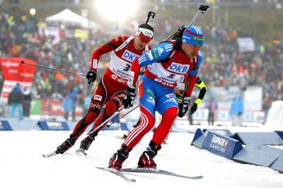 Биатлонисты Корастылев и Морозова выиграли золото Кубка IBU