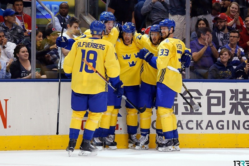 Хоккейный матч России и Швеции в рамках еврохоккейтура состоится 13 декабря 2018 года