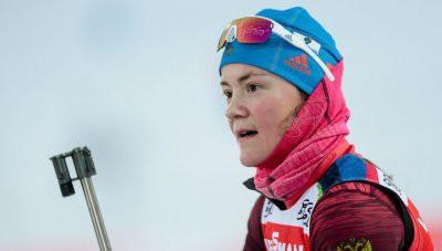 Екатерина Юрлова-Перхт получила бронзу на втором этапе Кубка мира