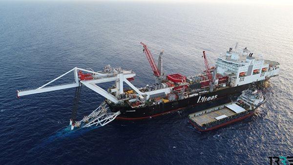 Строительство газопровода «Северный поток – 2» могут отменить согласно резолюции Европарламента