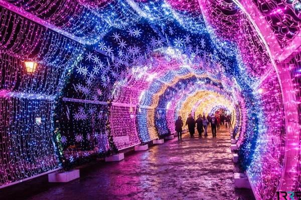 Фестиваль квестов «Путешествие в Рождество» 2018 и 2019 годов пройдет на 75 площадках Москвы
