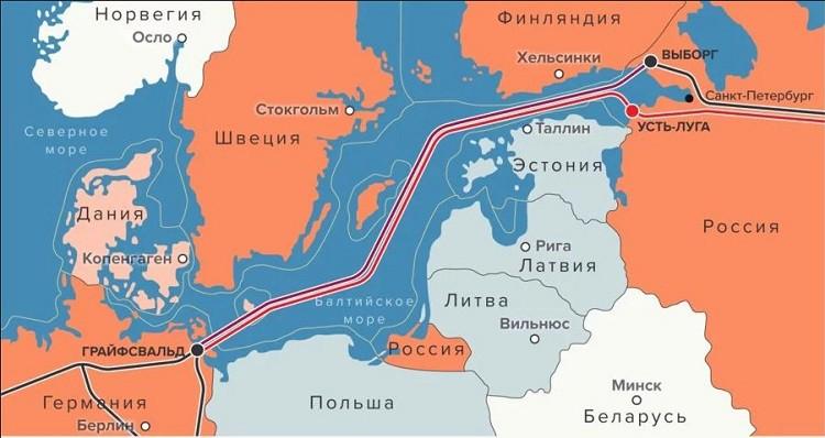 """Европа остановит """"Северный поток 2"""" - последние новости на сегодня"""