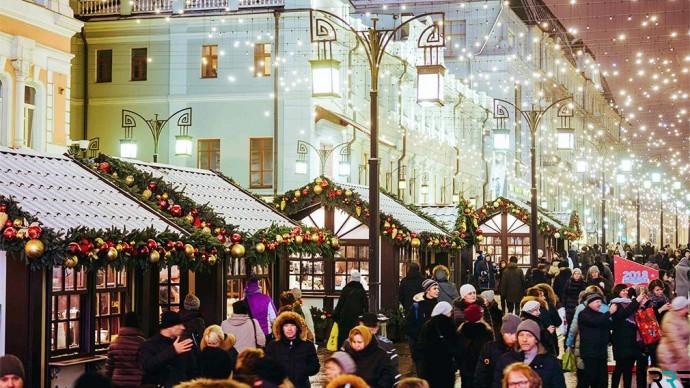 Фестиваль новогодних ярмарок «Путешествие в рождество» 2019 года порадует москвичей красочной программой