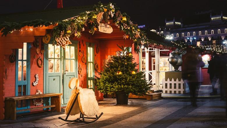 В Москве начнется фестиваль «Путешествие в Рождество» 2018-2019 яркой праздничной программой